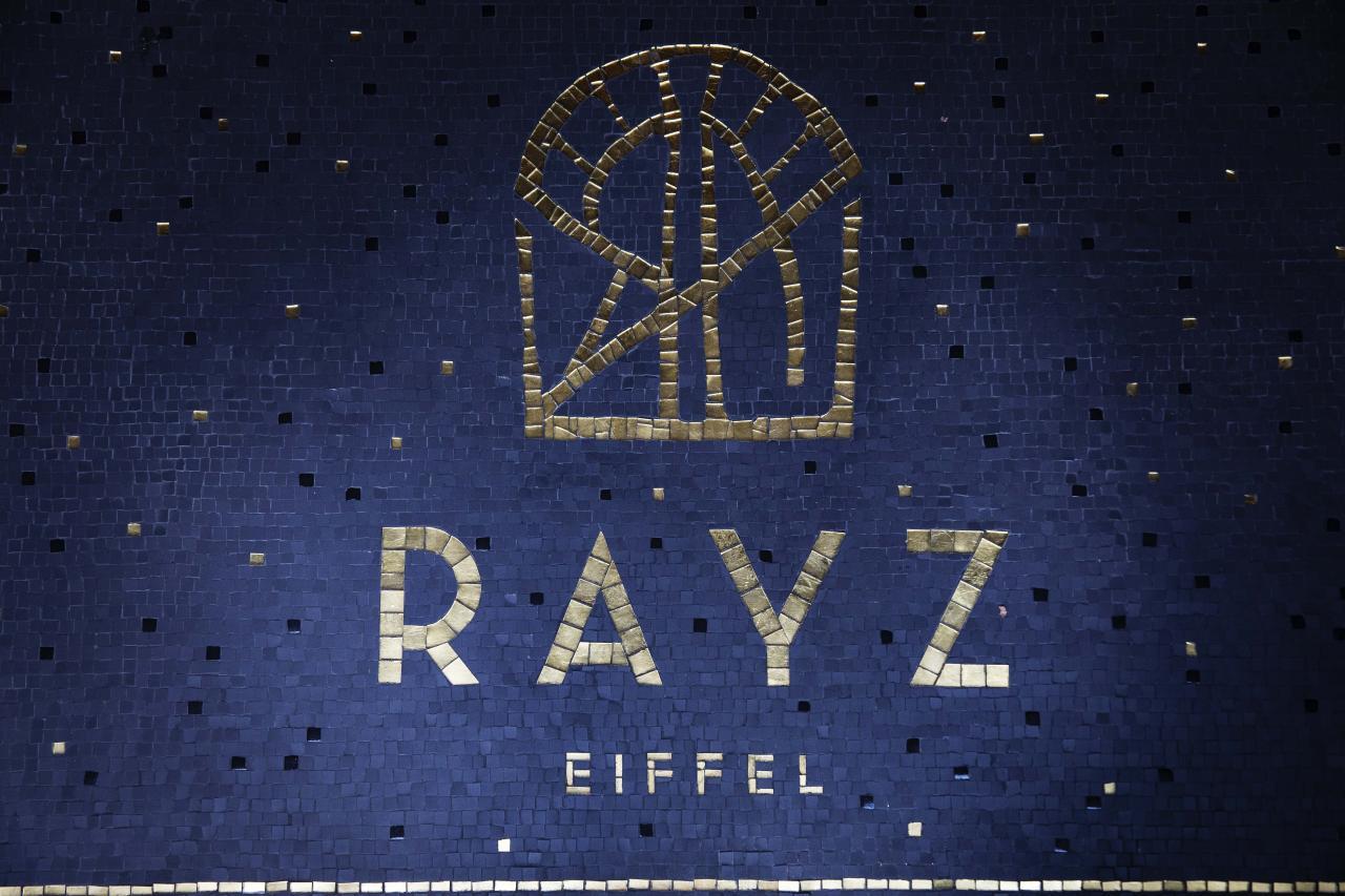 Rayz Eiffel - Hotel